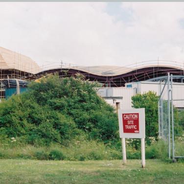 781 Distillery Redevelopment Summer 2004