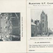 823 Blackford UF Church Appeal Card