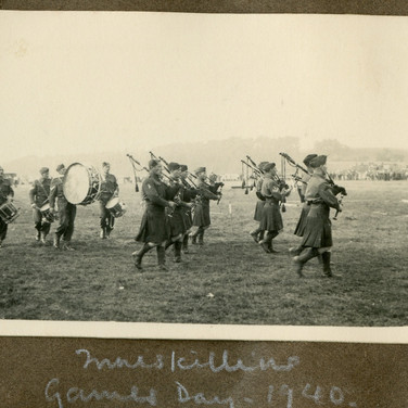 918 Inniskillins Games Day 1940