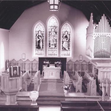 282 Blackford Church Interior