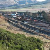 0964 Work at Highland Spring Site