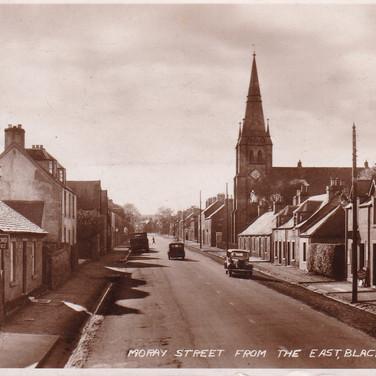 1064 Moray Street from East Blackford