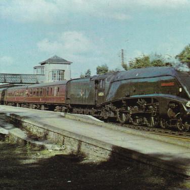 1062 at Gleneagles Station