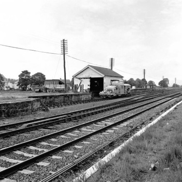 0949 BLackford Station Goods Yard
