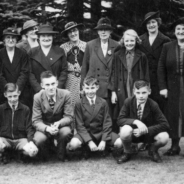 294 Blackford Women's Guild and Helpers 1940