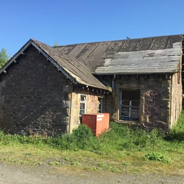 0956 Station Building pre demolition