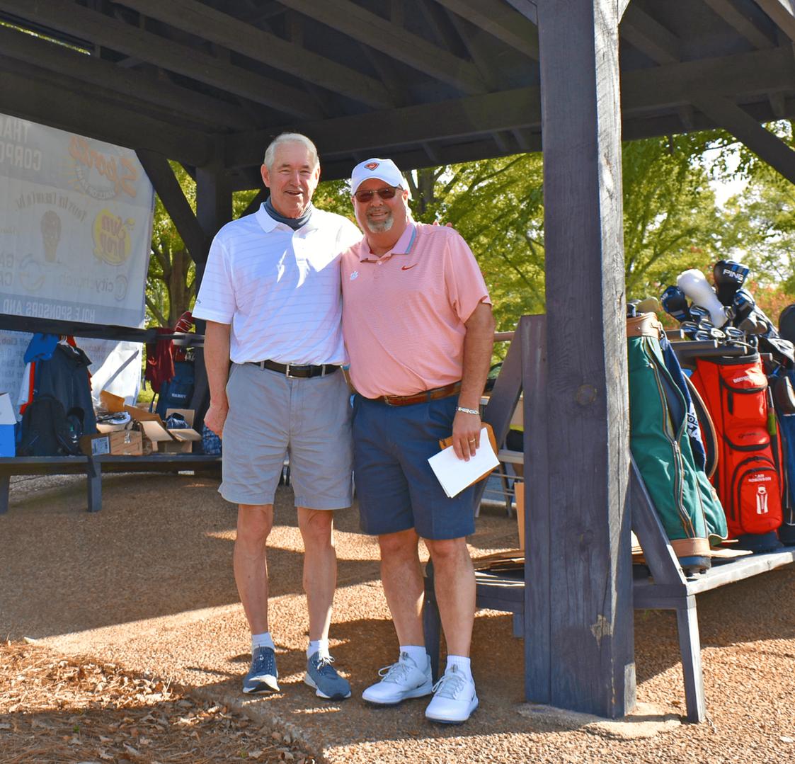 Phil Cherry & Larry Penley