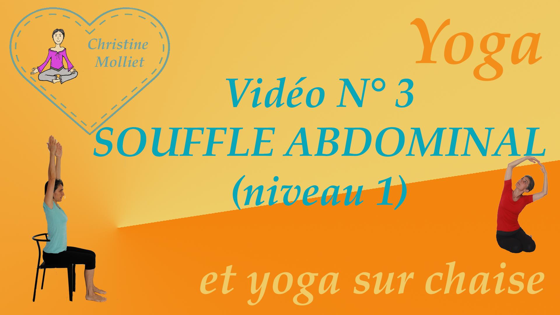 Souffle abdominal Vidéo N°3