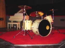 Cement Drum Room