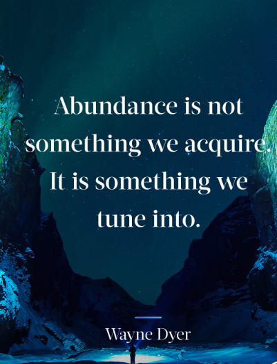 How to Welcome Abundance Into Your Life