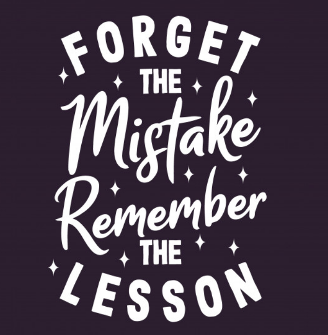 Tapping Through Mistakes