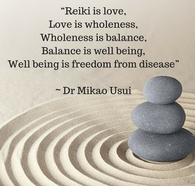 Reiki - What it is and how it works