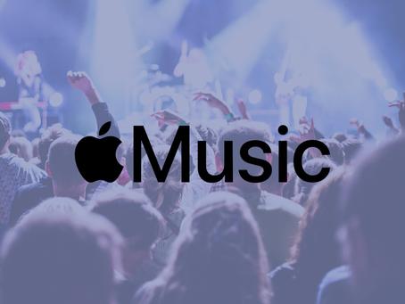 Apple Music, Yeni Şarkı Yayınlandığında Kullanıcıya Bildirim Gönderecek