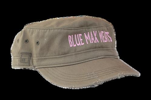 Blue Max Tan Adjustable Cap