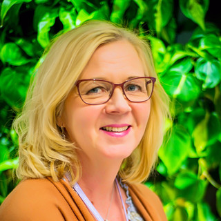 Pia Liljamo, PhD, RN, Development manager at Oulu University Hospital (OUH)