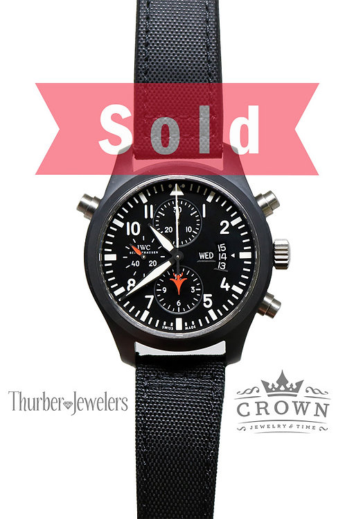 IWC Pilots Double Chronograph Edition 46mm
