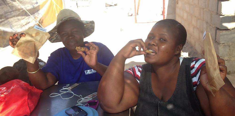Bomake at Mganduzweni Carepoint:
