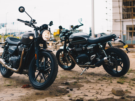 Legal Steps in Selling a Motorcycle in the UK
