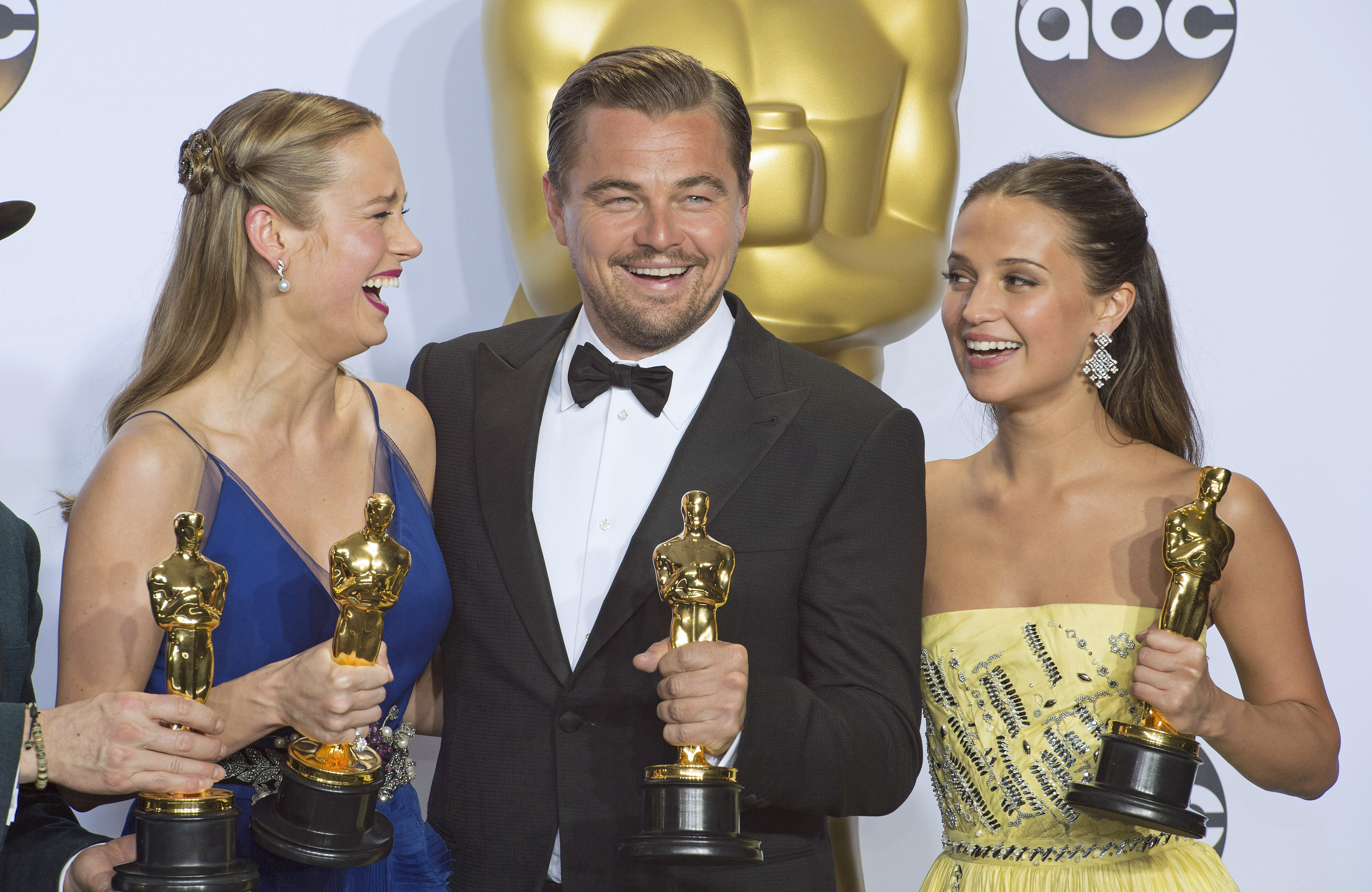 Red carpet - The Oscars