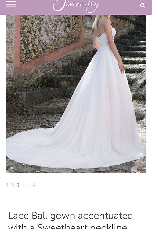 Blush Serenity size 4 $720.00
