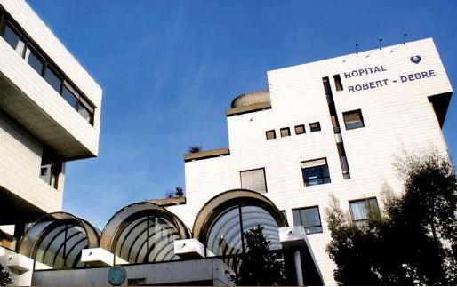 Message de Florent BOUSQUIE Directeur de l'Hôpital universitaire Robert-Debré