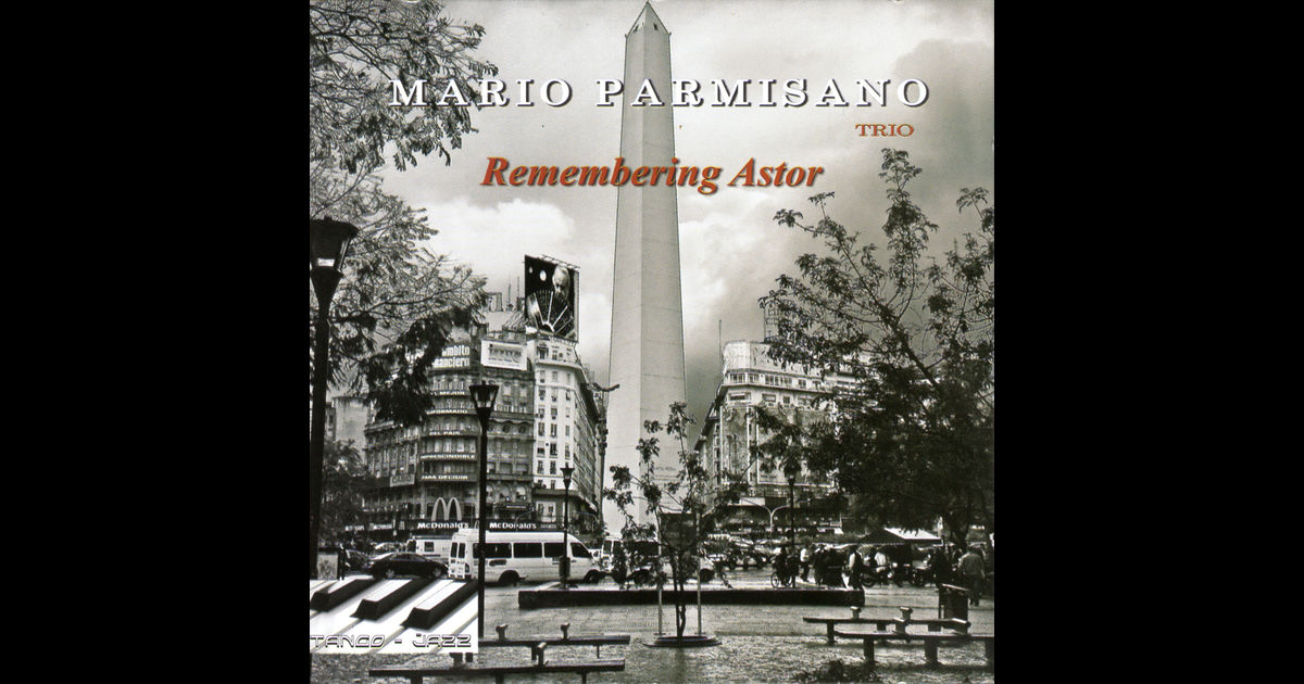 MARIO PARMISANO REMEMBERING ASTOR