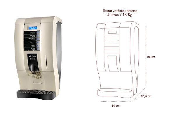 maquina cafe krono