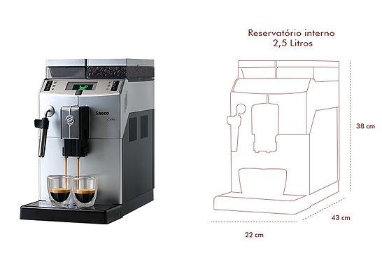 maquina de cafe lirika