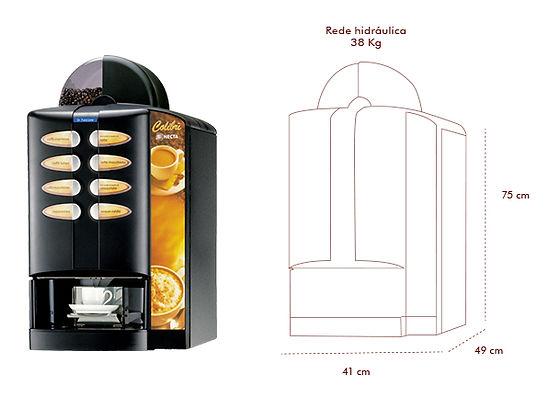 maquina de cafe colibri c3