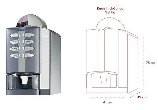 maquina de cafe colibri c5