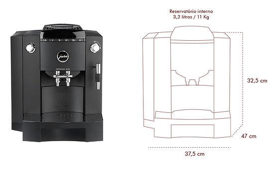 maquina de cafe jura xf50