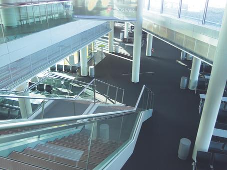 L'EuroAirport est dans le dur