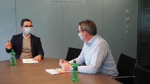 « De nombreux emplois sont en jeu dans le Secteur Suisse »