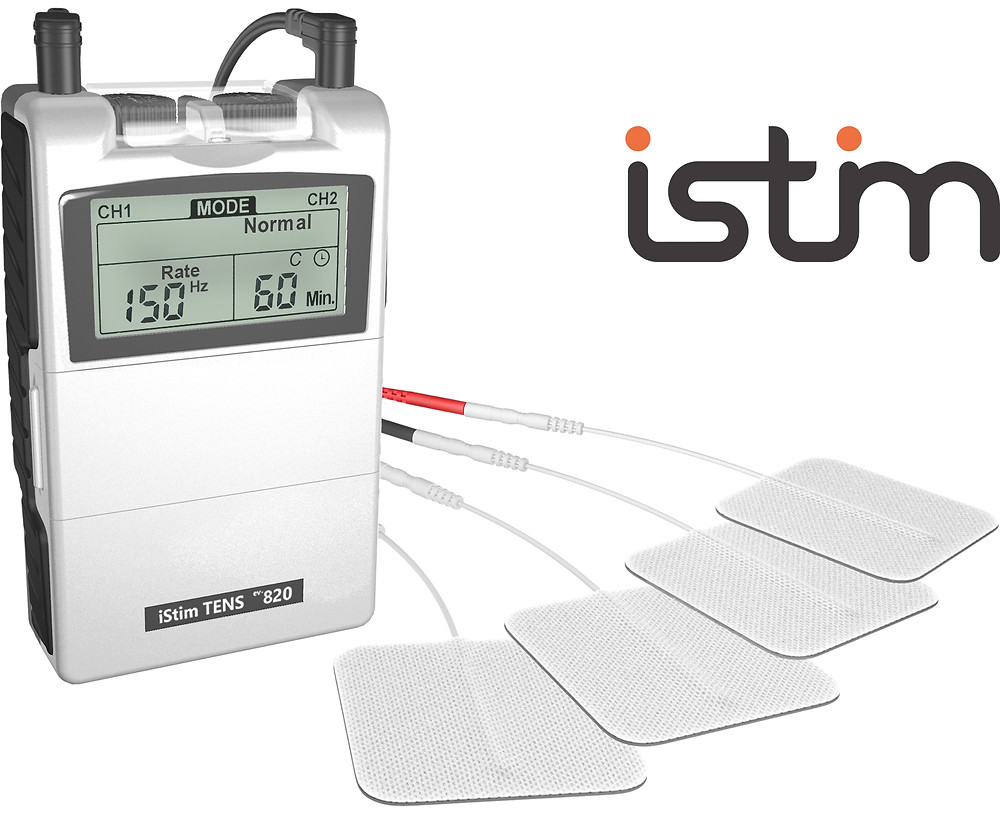 iStim EV-820 低周波マッサージ機