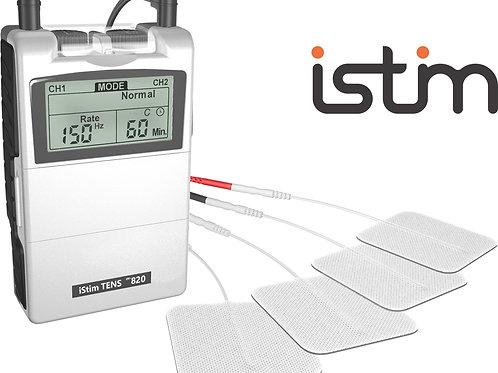 低周波マッサージ機 iStim EV-820