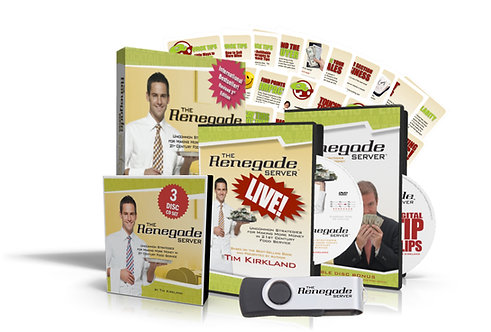 Renegade-In-A-Box Training System