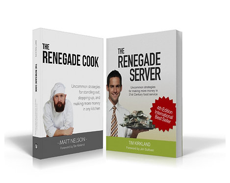 Renegade Server & Cook Combo