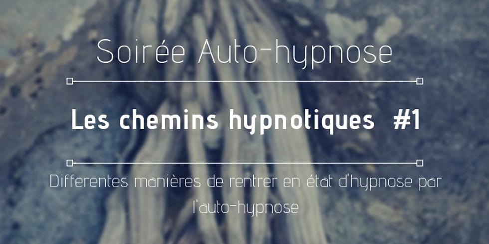 Soirée Autohypnose , Les chemins Hypnotiques #1