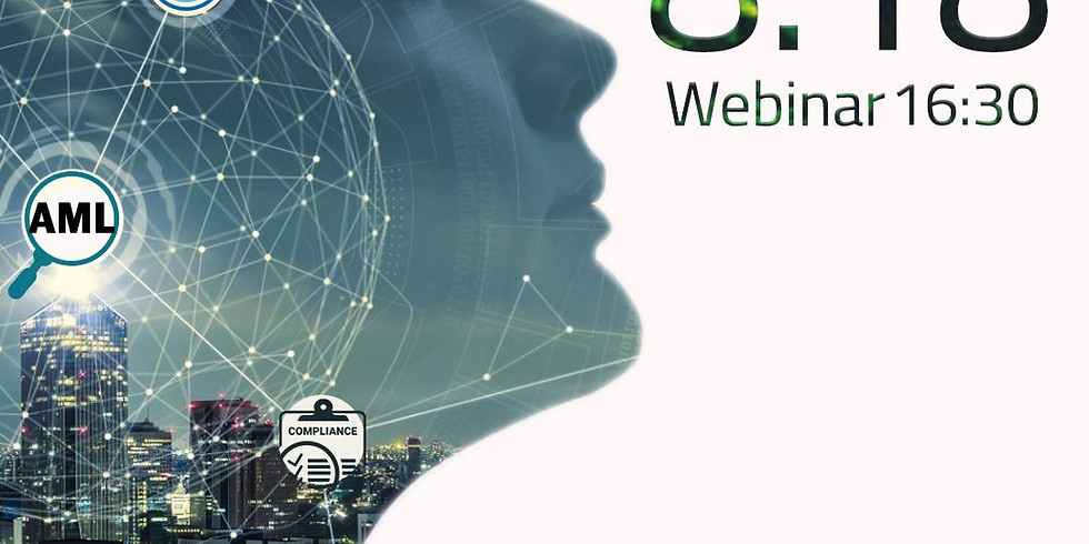18/8【 Webinar : How AI fight Against Money Laundering】