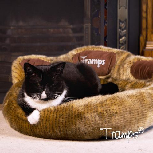 Tramps® Paw Cat Bed