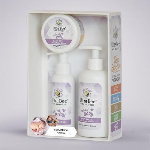 Ultra Bee™ Baby - Pure Skin Hamper