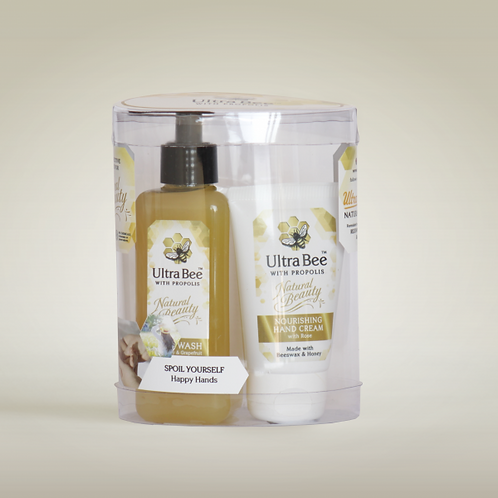 Ultra Bee™ Happy Hands Hamper