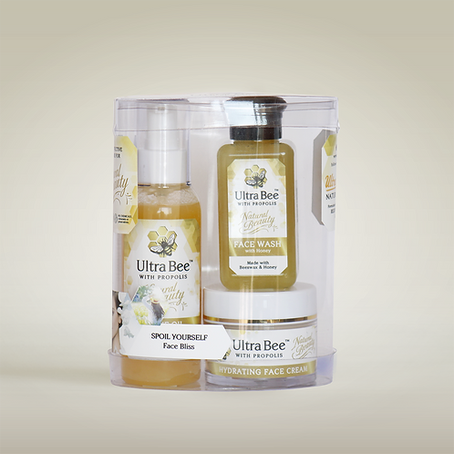 Ultra Bee™ Face Bliss Hamper