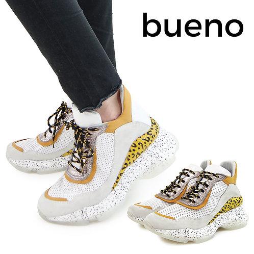 【BUENO SHOES ブエノシューズ】トルコ製 ハイテクスニーカー【Q11404】