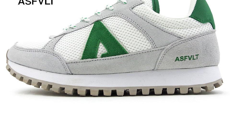 【ASFVLT アスファルト】CHASE WHITE GREEN