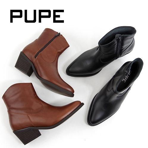 【PUPE プーペ】スペイン製 ウエスタンデザインブーツ【2910】