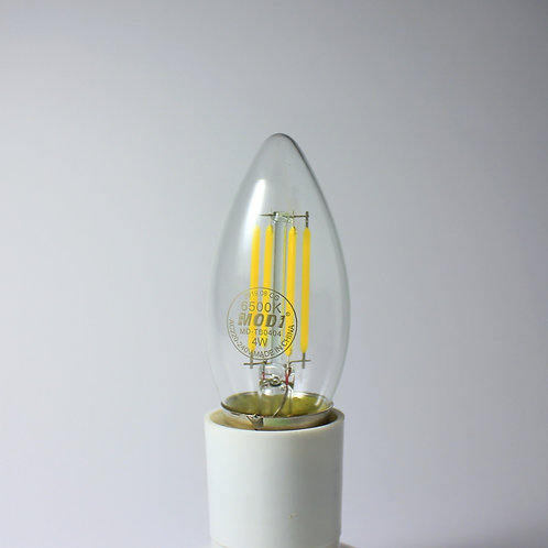 MODI E27 Filament Candle LED 4 Watt