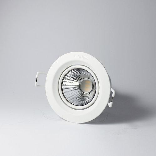 Philips Spotlight LED 5 Watt 220V (⌀ 70mm)