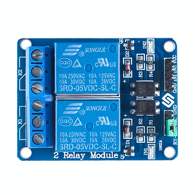 2 Channel DC 5V Relay Module