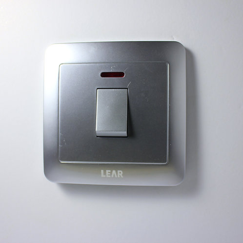 Lear 20A Switch with Light